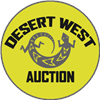 Desert West Auction August 26, 2020