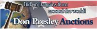 Don Presley Auctions