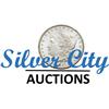 November 6 Silvertowen Swarovski Silver Crystal and Coin Auction