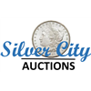 August 14th Silvertowne Coins & Currency Auction