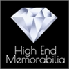 High End's Memorabilia Madness