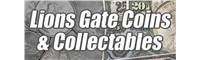 Lions Gate Coins and Collectables