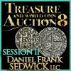 Treasure Auction #8: Daniel F. Sedwick, LLC