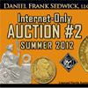 Internet-Only Summer Auction #2 - Daniel Frank Sedwick, LLC