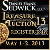 Treasure, World & U.S. Coin Auction #13