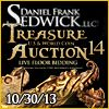 TREASURE, WORLD  & U.S. COIN AUCTION #14