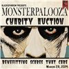 Monsterpalooza Charity Auction 2014