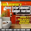 TIMED INTERNET FINE JEWELRY, ELECTRONICS AND GADGET AUCTION