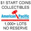 COINS COLLECTIBLES $1 START NO RESERVE HUGE VALUES