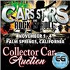 CARS STARS ROCK N ROLL - 3 DAY COLLECTOR CAR AUCTION