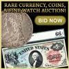2000+ Items Gold Coins, Paper Money, Watches & More!