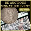 BK Auctions - Signature Coin & Currency Event!