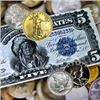 2000+ Items Gold & Silver Coins, Jewelry & Currency!