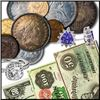 2000+ Items Gold & Silver Coins, Paper Money & Jewelry!
