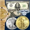 2000+ Items Gold & Silver Coins, Currency, Jewelry & More!
