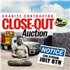 KASTNER AUCTIONS: ONSITE AUCTION