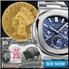 2000+ Items Coins, Currency Watches & More!