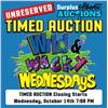 Surplus Alberta - Wild & Wacky Wednesday Auction