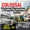 KASTNER RESTAURANT AUCTIONS