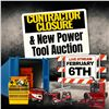CONTRACTOR CLOSURE & NEW TOOL AUCTION