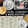 800+ Items- Artwork, Numismatics, & Paper Money!