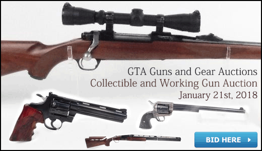 Collectible and Working Gun Auction