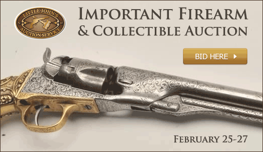 Important Firearms & Collectibles Auction