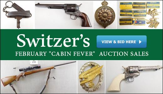 FEBRUARY CABIN FEVER  AUCTION SALES