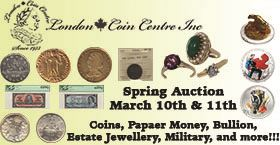 London Coin Centre Auction