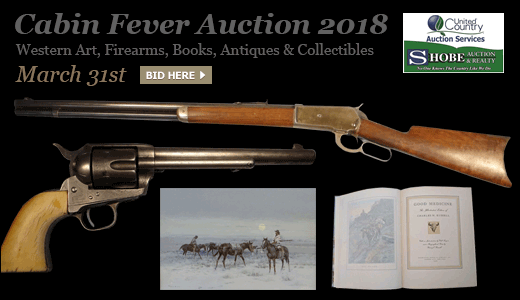 Cabin Fever Auction 2018