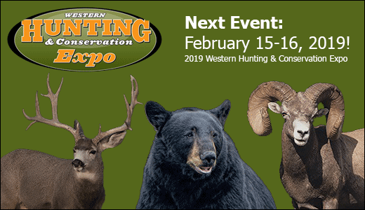 2019 Western Hunting & Conservation Expo