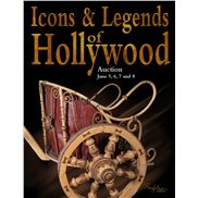 Icons & Legends of Hollywood Auction June 5th to 8th from Profiles In History