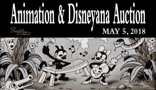 Animation & Disneyana Auction 99