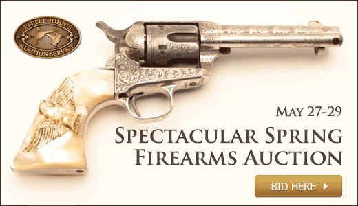 Spectacular Spring Firearms Auction