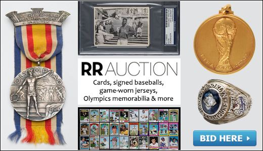 RR Auction: Sports Auction