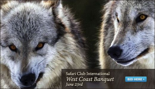 Safari Club International - West Coast Banquet