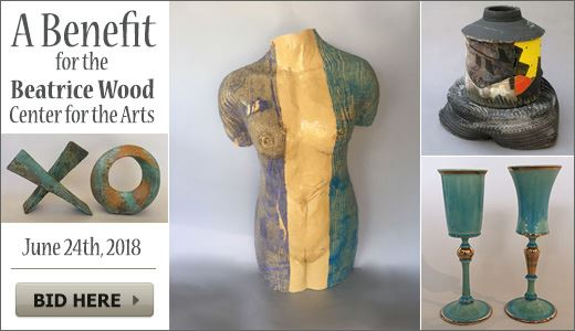 Contemporary Art & Design: A Benefit for the Beatrice Wood Center for the Arts