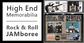 Rock & Roll Memorabilia JAMboree