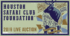 2019 HSC Live Auction