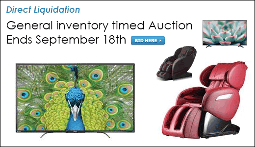 Sept 18th Timed Auction