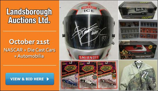 Die Cast & NASCAR Collectibles