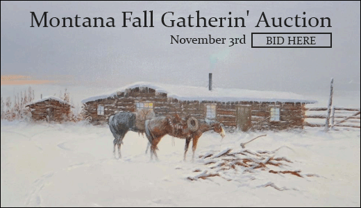 Montana Fall Gatherin' Auction 2018