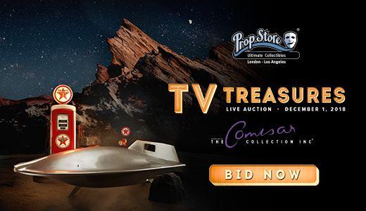 TV Treasures Live Auction