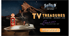TV Treasures Live Auction