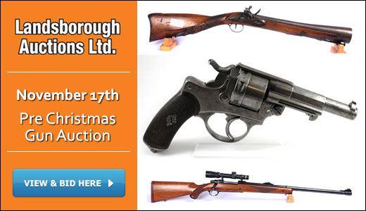 Pre Christmas Gun Auction