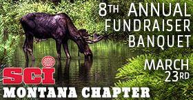 8th Annual Fundraiser Banquet
