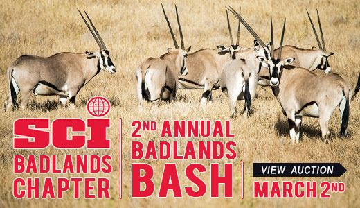 2nd annual Badlands Bash