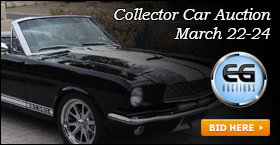 13th ANNUAL RED DEER COLLECTOR CAR AUCTION AND SPEED SHOW