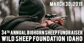 34th Annual Bighorn Sheep Fundraiser