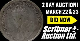 2 DAY AUCTION - COINS, CURRENCY, FARM TOY